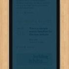 Bloomfield Hills Homepage Menu on Mobile