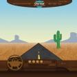 One Year Road Trip - Desert Scene