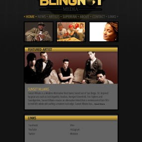 BlingNot Media - Home Page