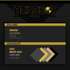 BlingNot Media - Style Sheet