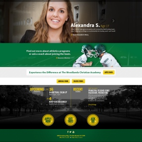 The Woodlands Christian Academy - Home Page