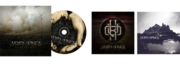 Void of Kings - Resilience EP and Singles