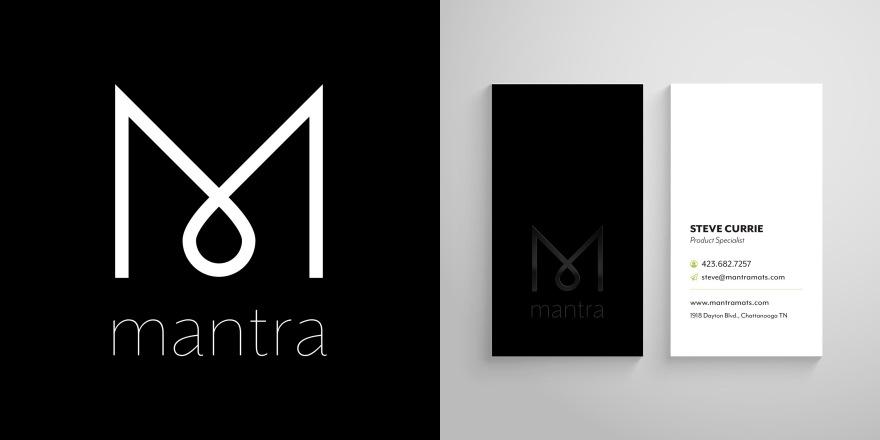 Brian Behm Design - Mantra Logo