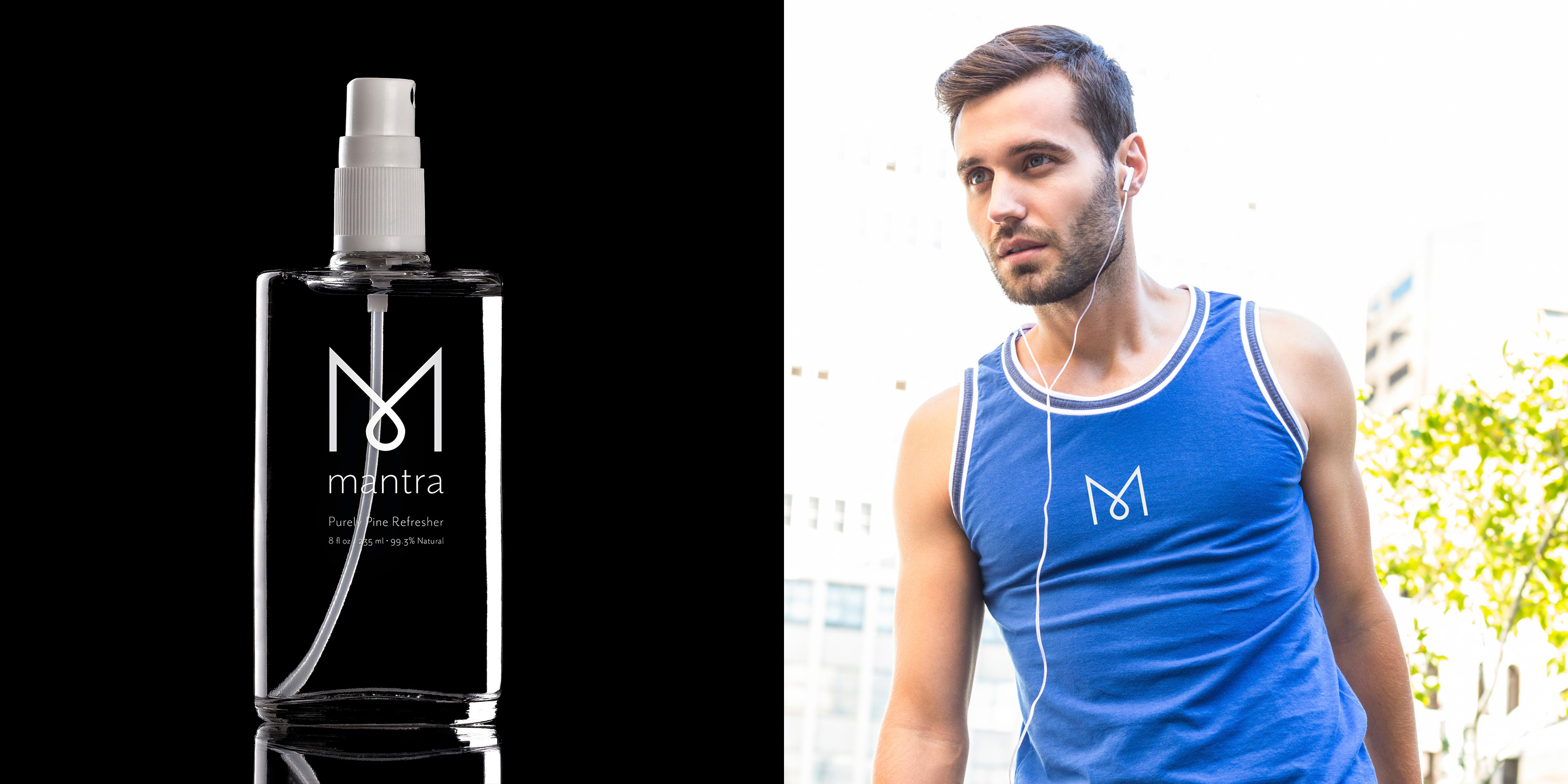 Brian Behm Design - Mantra Brand Application