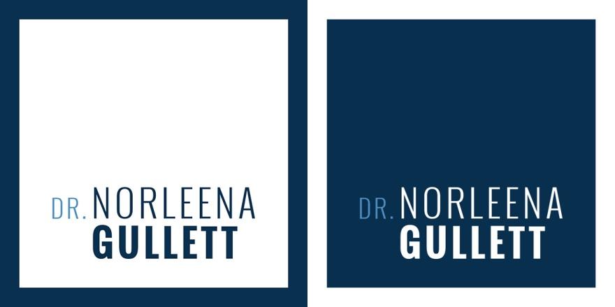 Dr. Norleena Gullett - Logo Design