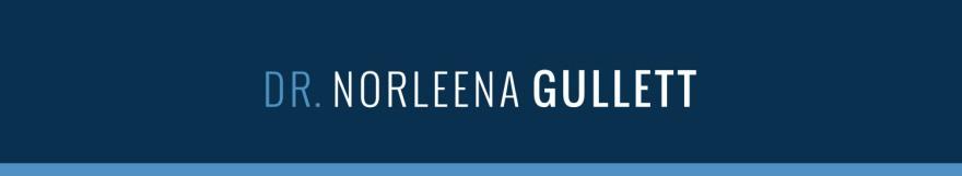 Dr. Norleena Gullett - Logo