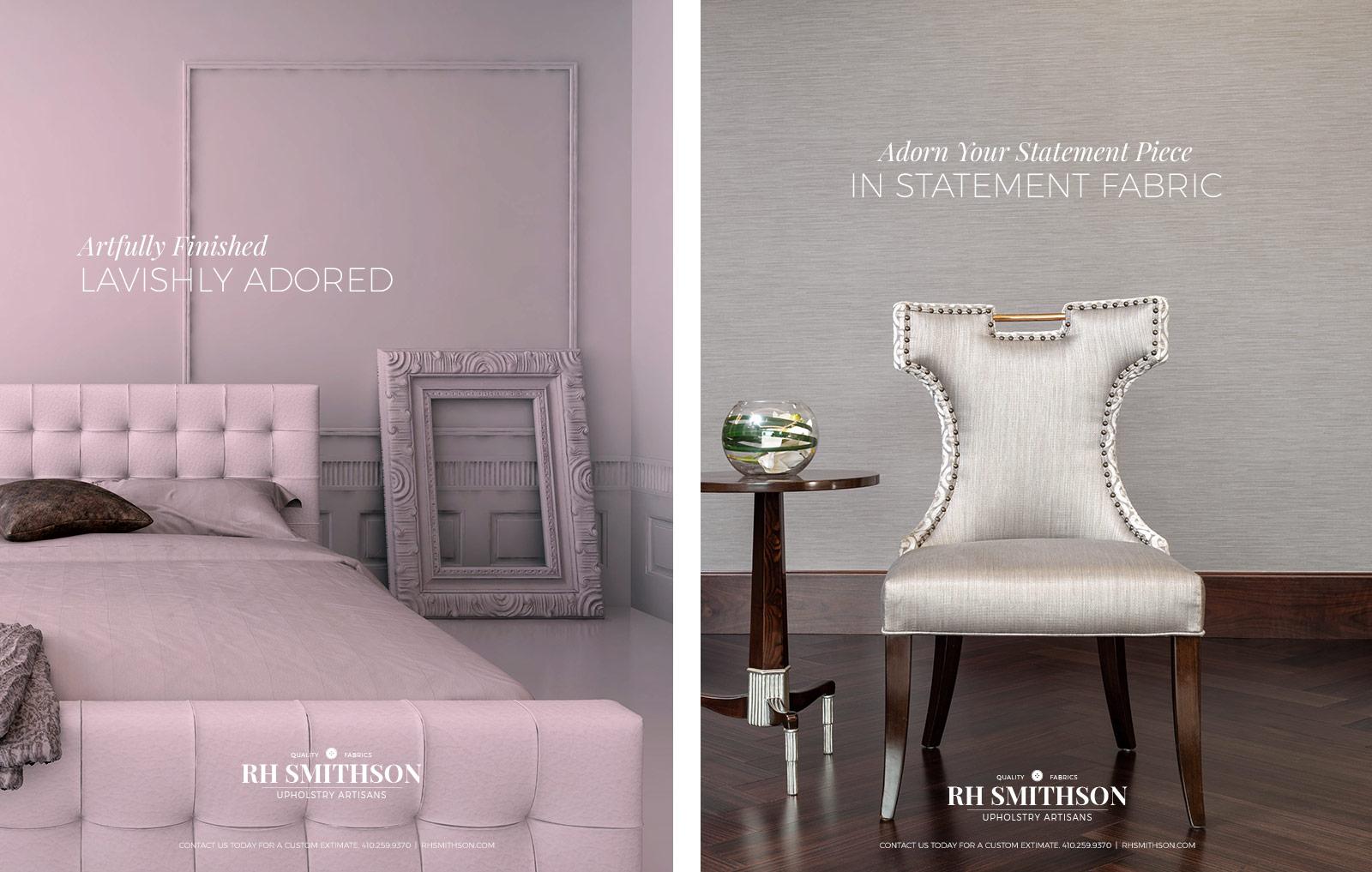 RH Smithson Ads - Brian Behm Design