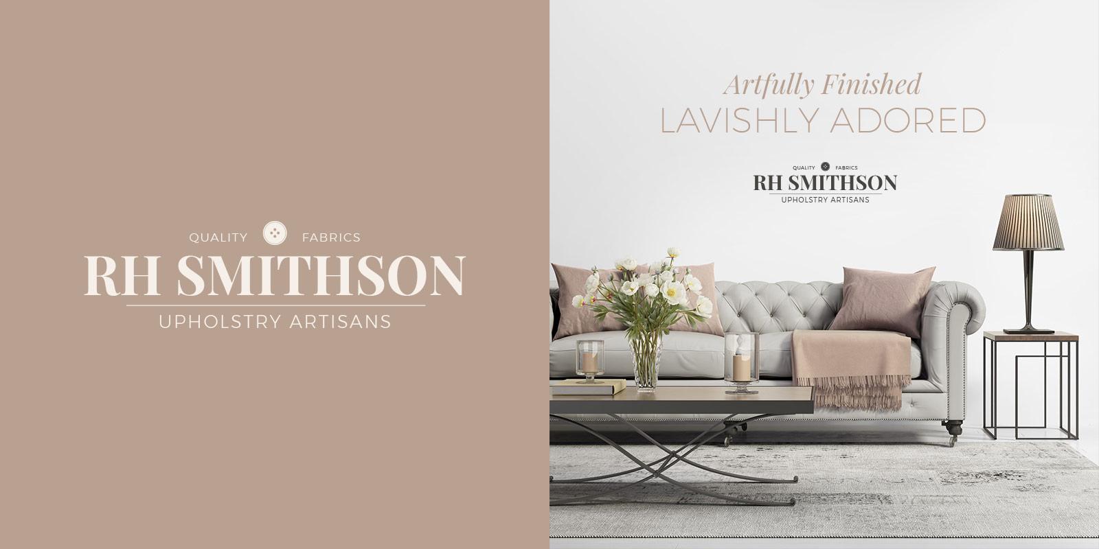 RH Smithson Logo - Brian Behm Design