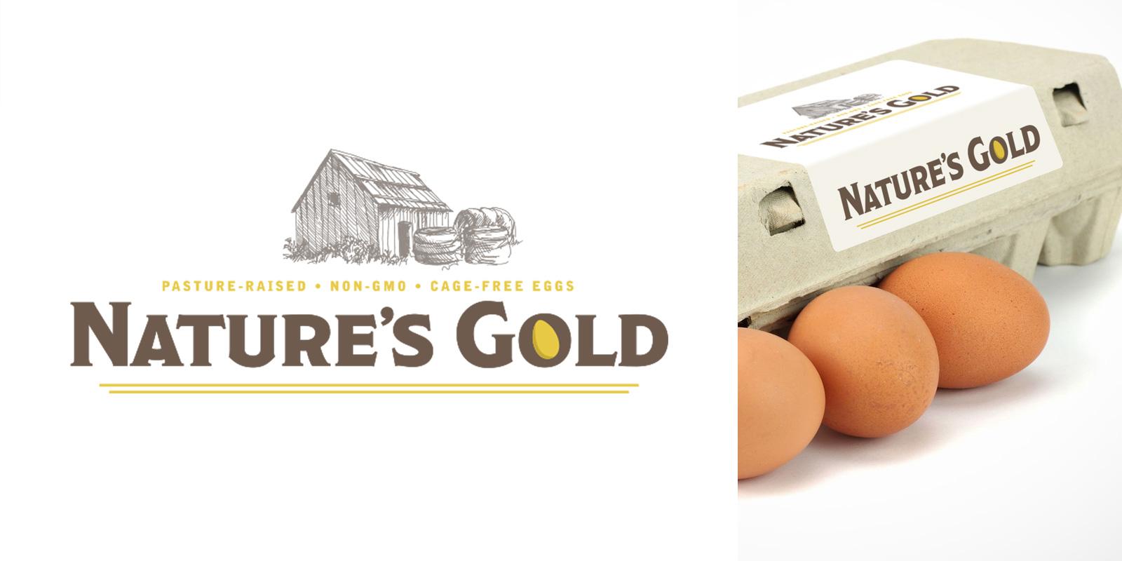 Nature's Gold - Logo
